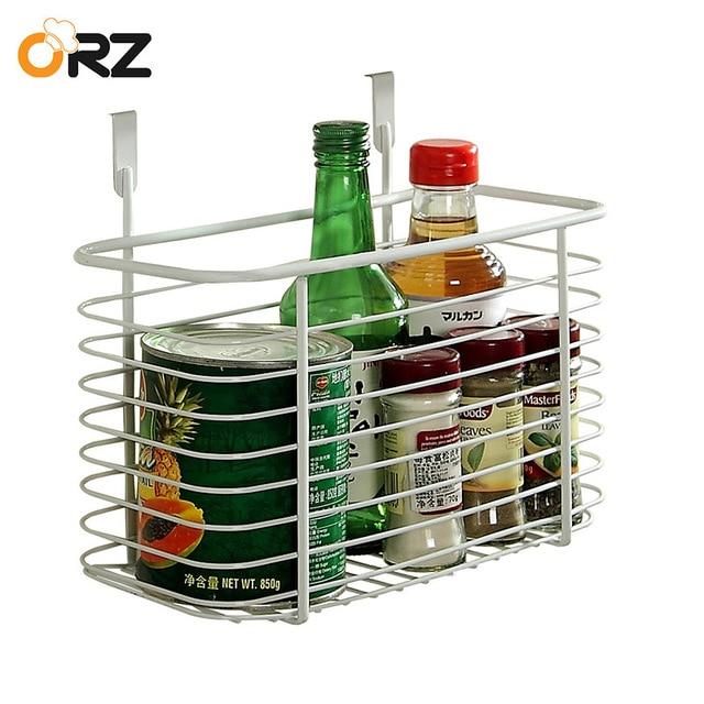 orz multifonctionnel de rangement en m tal panier d 39 armoires de cuisine tiroir organisateur. Black Bedroom Furniture Sets. Home Design Ideas