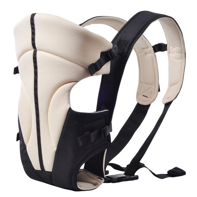 Ergonomic Baby Carrier Infant Durable Hipseat Pouch Wrap Backpack Kangaroo Multifunctional Baby Sling Comfortable Children Sling