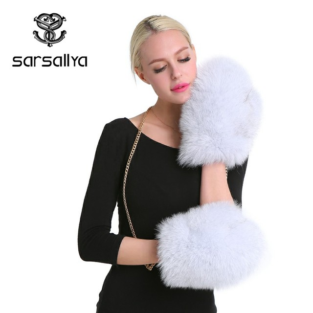 SARSALLYA Mittens Winter...