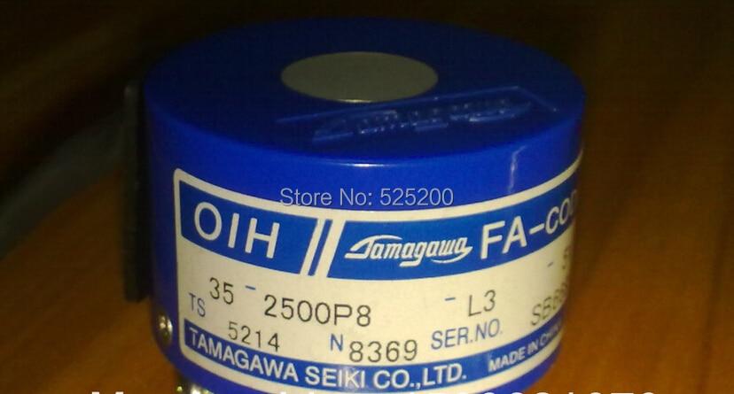 free shipping TS5214N8369 Rotary Encoder TAMAGAWA Resolver brand new ts5214n364 tamagawa rotary encoder resolver oih 35 2500p8 l3 5v made in japan