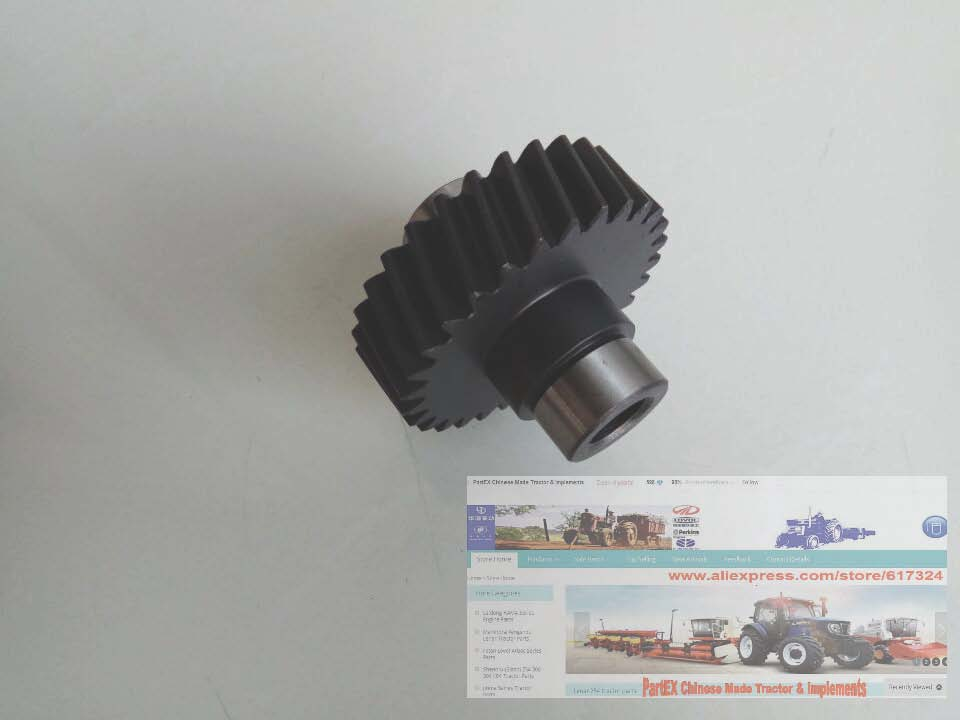 490BT-02010-1, the transmission gear for hydraulic pump for Zhejiang Xinchai 490BT 495BT series engine, for tractor like Foton zhejiang xinchai 490bt the fuel feed pump left type please check the your pump with picture listed part number