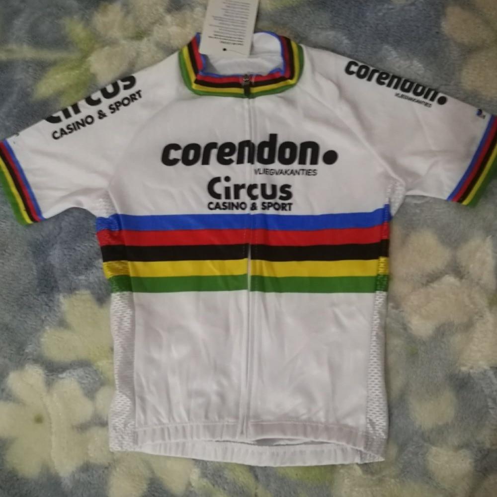 2019 champion du monde de cyclo-cross Mathieu maillot de cyclisme maillot de vélo respirant vtt séchage rapide vêtements de vélo Ropa ciclismo seulement