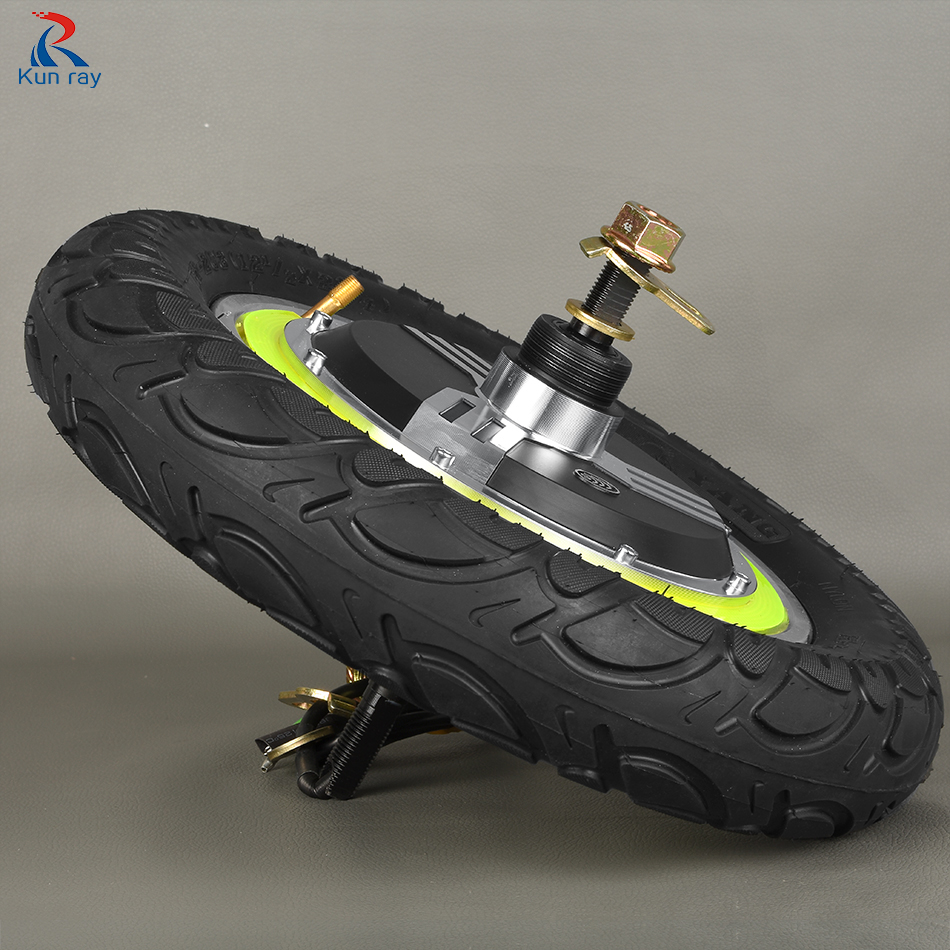 Electric bicycle 12Inch 24V 36V 48V 350W Brushless Non-gear Hub Motor E bike Engine Wheel Motor Scooter Motor turbine
