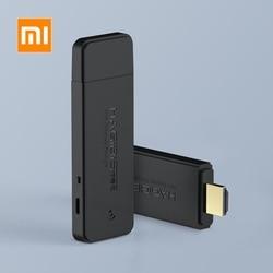 Originele Xiaomi Youpin HDMI Draadloze Mirroring Meerdere Apparaat met Hetzelfde Scherm WIFI 2.4g + 5g 1080 p HD een Scherm Smart Apparaat-in Persoonlijke Verzorgingsaccessoires van Huishoudelijk Apparatuur op