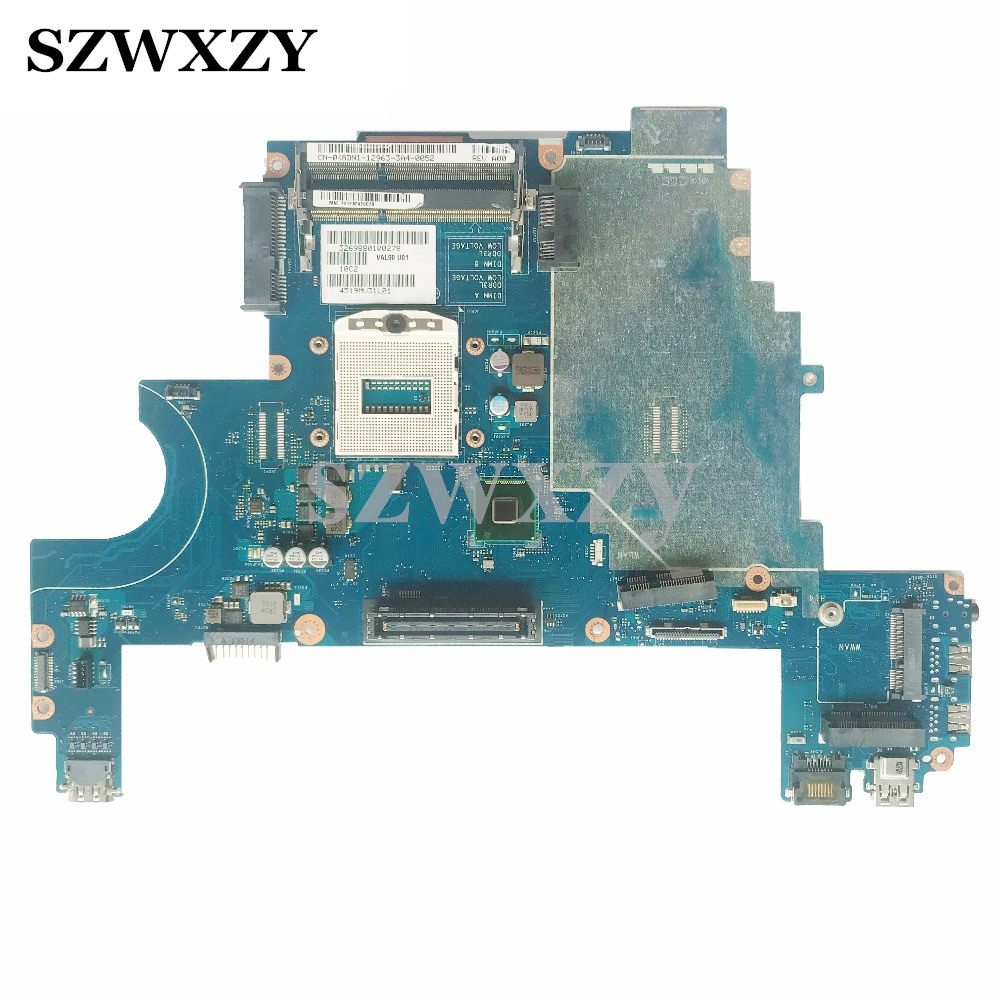 CN 0X8DN1 X8DN1 For Dell Latitude E6440 Laptop Motherboard VAL90 LA 9931P DDR3L