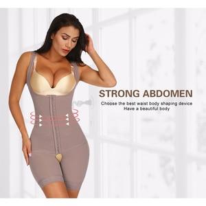Image 2 - FeelinGirl Full Body Shaper Slimming Waist Trainer Modeling Belt Thigh Reducer Tummy Control Butt Lifter Push Up Shapewear Fajas