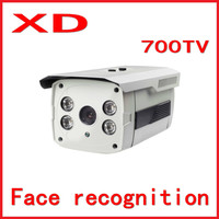 Free Shoipping For 700 Tvl HD Monitor Intelligent Face Recognition Camera 60 Meters Waterproof Camera 704