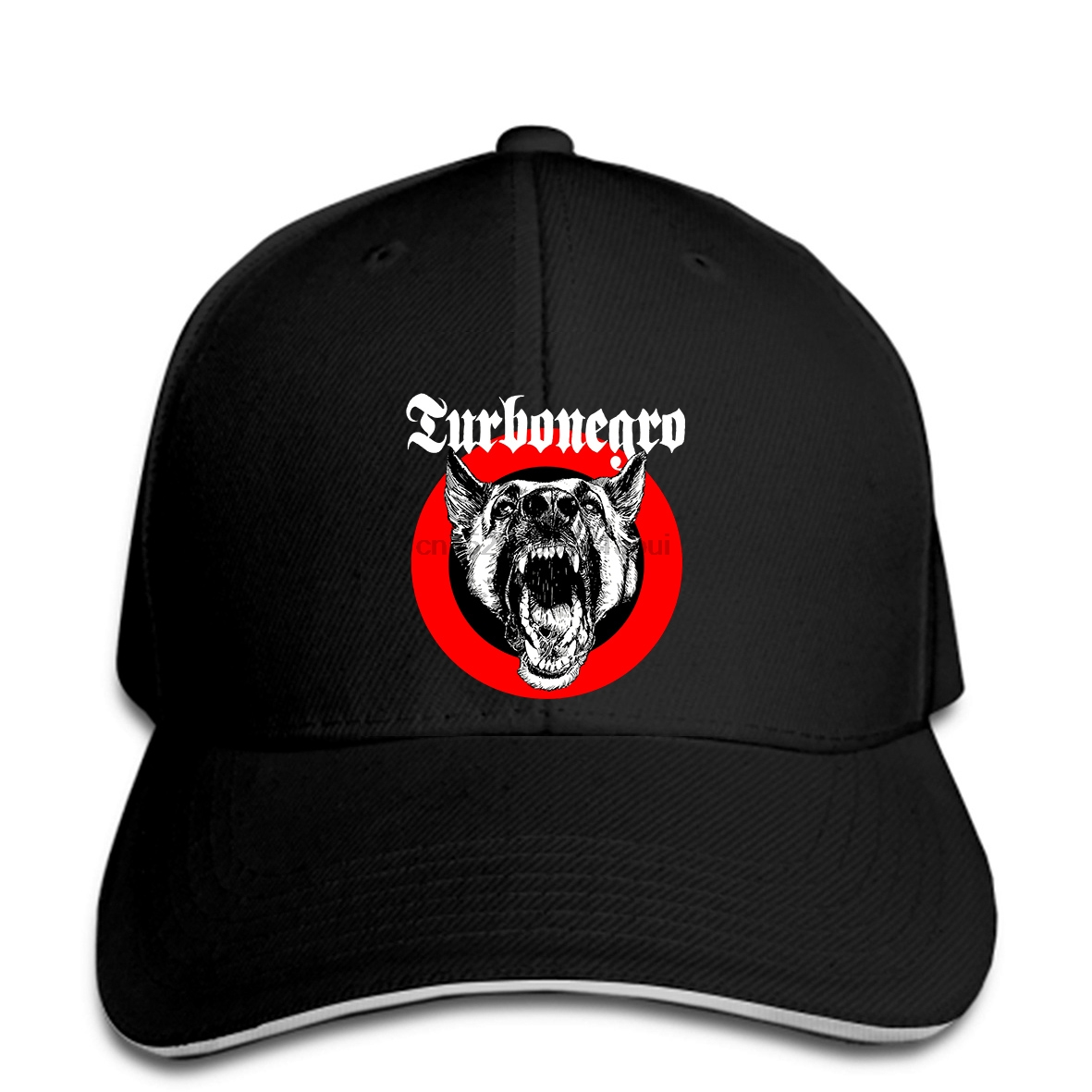 Baseball cap Turbonegro Baseball caps by Chris Shary. Punk. Limited. Exclusive