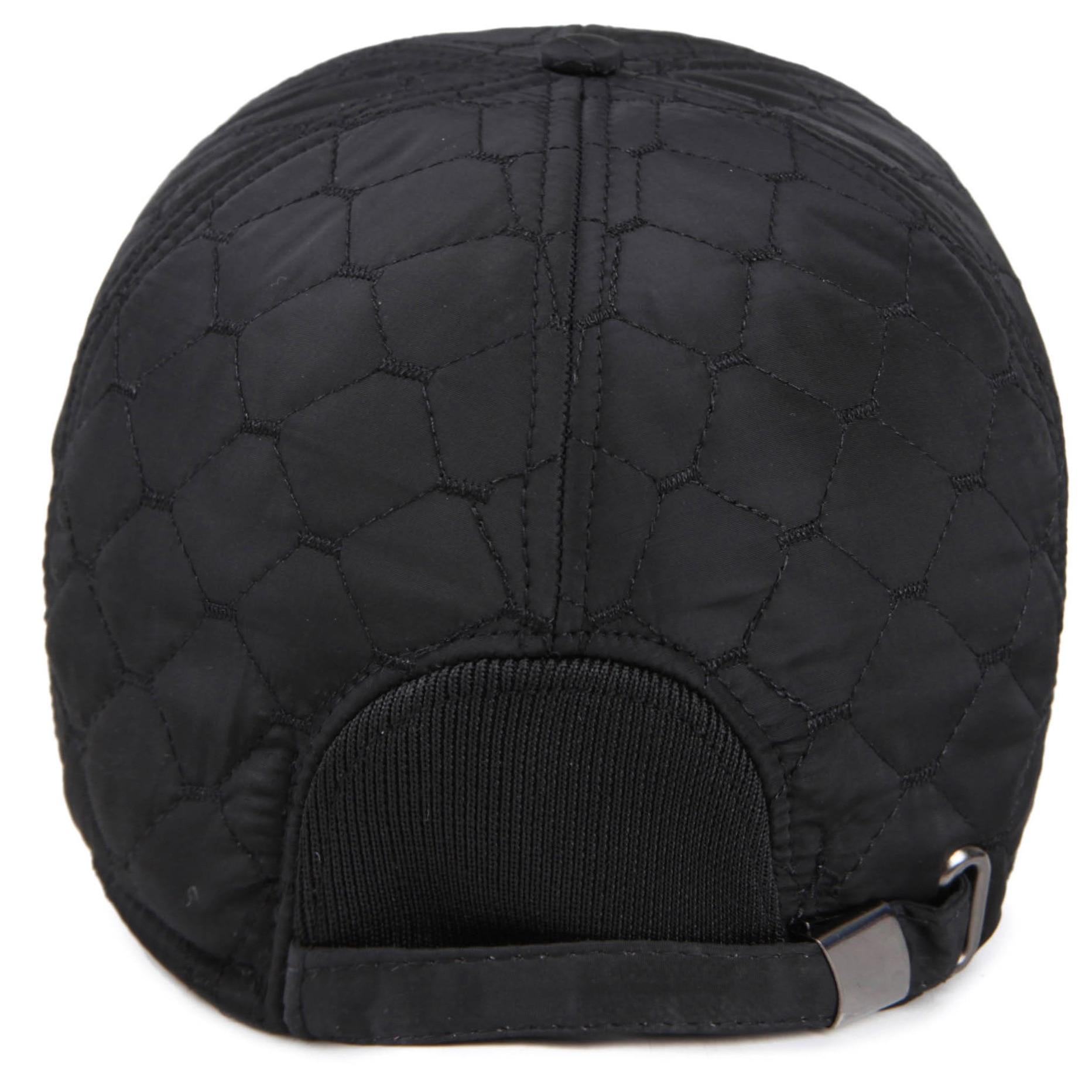 efe26d956f9 Товар VORON new Warm Winter Baseball Cap Men Ear Protection Gorro ...