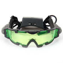 LED ride night vision goggles