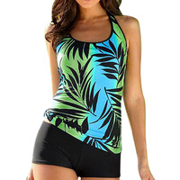 New Sexy Bra Set Plus Size Summer Underwear Set Swimsuit Beachwear Push Up Monokini Bra Bathing