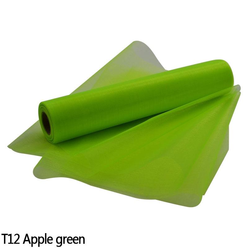 T12 apple green