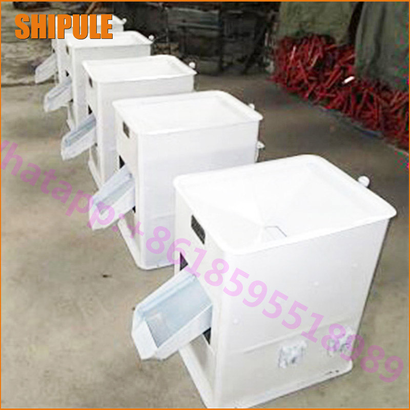 SHIPULE 2017 commercial rice stone removing machine , electric rice destoning machine , rice processing machine 12 trays commercial electric and gas eight plates rice steamer steam rice machine