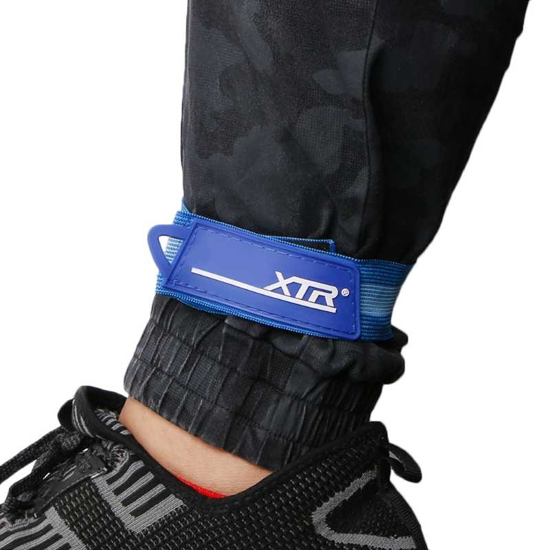 Cycling Equipment Accessories Pants Fixed Band Ankle Leg Outdoor Cycling Bicycle Straps Lightweight Adjustable