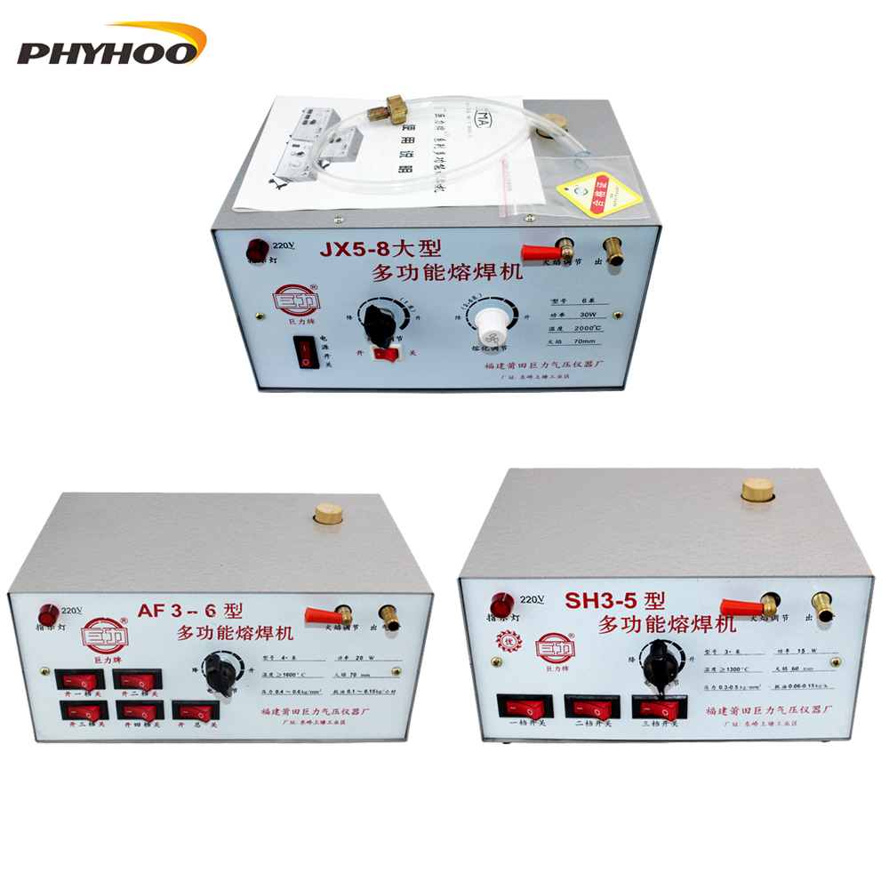 220V Multi-function Welding Machine, Gold, Silver And Copper Welding, Melting Equipment, Jewelry Making Tools