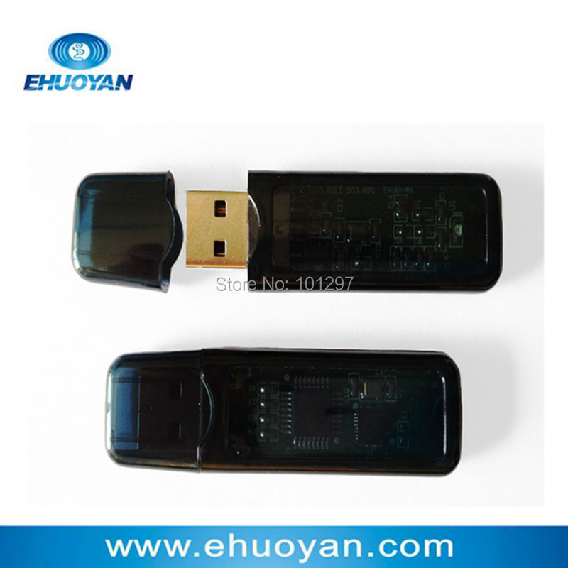 USB Dongle Emulate Keyboad rfid NFC reader 13 56Mhz ISO 14443A Linux  Android iPad tablet mobile+2Tags