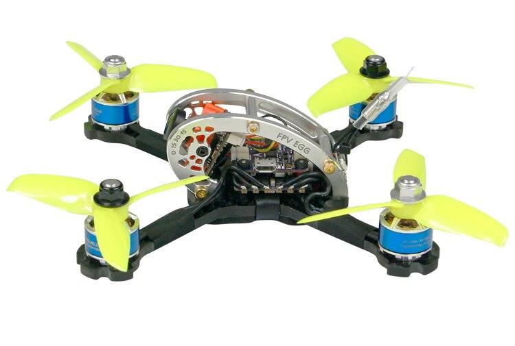 LDARC FPVEGG PRO PNP 138mm Telaio PNP Senza Batteria Per FPV RC coperta micro FPV Racing Quadcopter-in Componenti e accessori da Giocattoli e hobby su  Gruppo 3