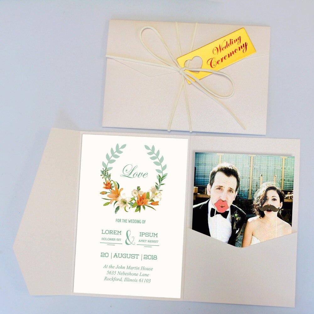 Unique Wedding Invitation Samples: Aliexpress.com : Buy Romantic Wedding Invitations Unique