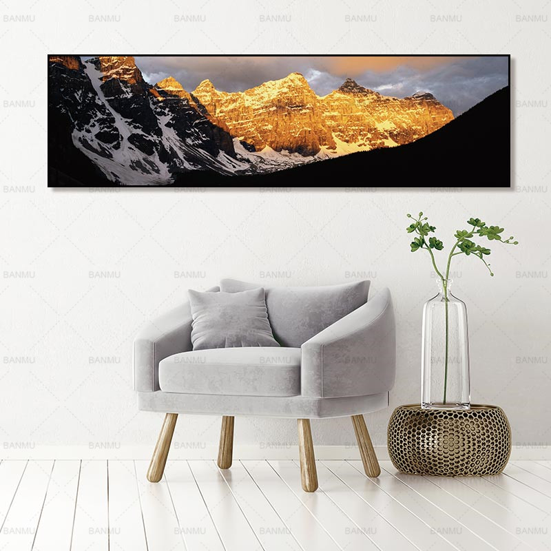Painting on wall home art decor and poster picture wall art Painting decoration for living room no frame