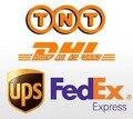 El dinero para el envío rápido de shiping dhl, ups, Fedex
