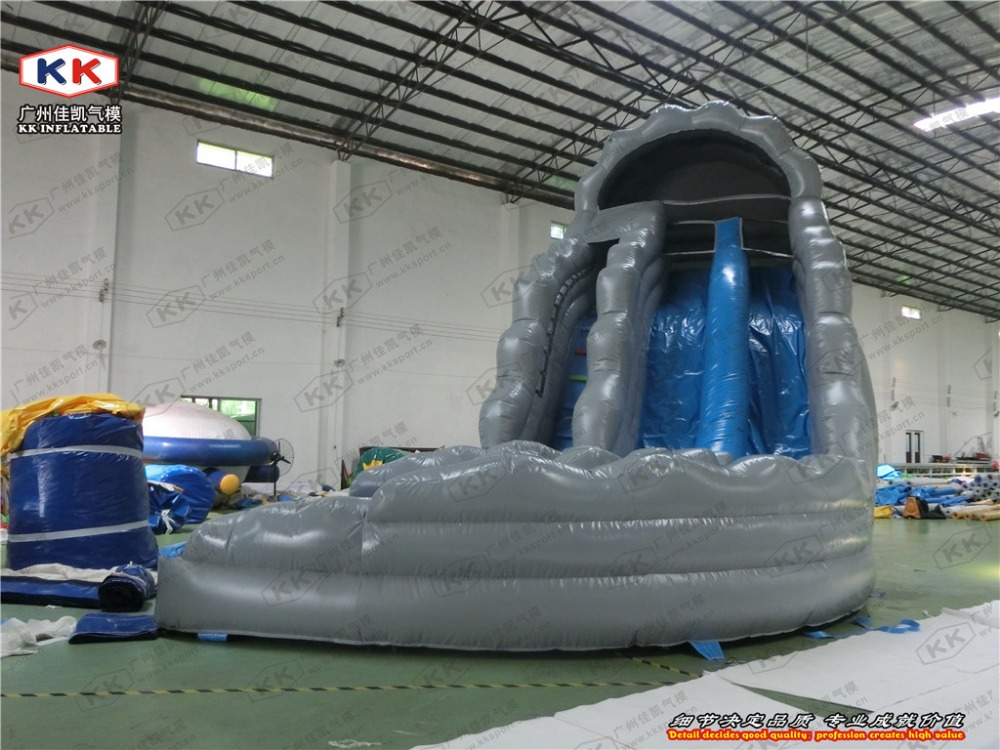 high quality PVC inflatable water slide/ inflatable slide with pool for adult high quality competitive price inflatable slide for kids and adult on sale