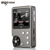 AIGO MP3 105 HIFI Player Loseless Mini Portable MP3 with TFT Screen WM8965 Mini Hi res Flac DSD Sport EQ adjustable USB