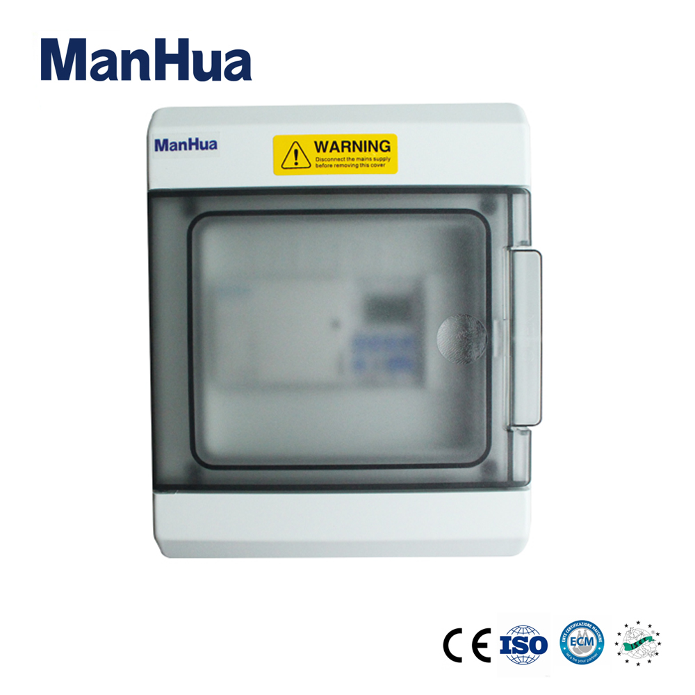 Manhua compteur Cronometro sablier triphasé 63A MT153C-63 avec niveau de Protection IP65 minuterie numérique interrupteur boîte de contrôle