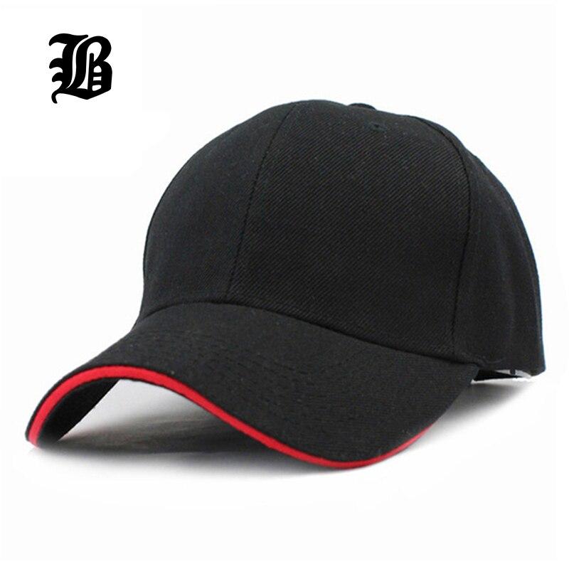 FLB  Hombres casuales Gorra de Béisbol sombreros para los hombres de béisbol  hueso snapback 30a72af1f1b