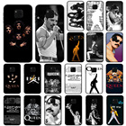 Мягкий чехол Freddie Mercury Queen Band Huawei P9 P8 Lite Mate 10 20 Lite Pro Обложка ①