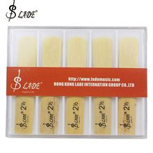 10pcs/pack! SLade bB Clarinet Reeds Strength 2.5 Bamboo Reed Musical Instrument Parts & Accessories