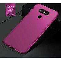 Original X Level Fashion Soft TPU Case For LG G6 G5 V20 V10 High Quality Ultra
