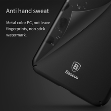 Baseus Luxury Phone Case For iPhone 7 6 6s 5 5s se s Ultra Thin Slim Cover For iPhone 7 6 6s Plus Capinhas PC Back Coque Funda