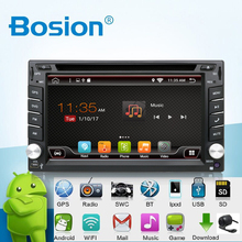 Universal 2 din Android 6.0 Auto DVD-Spieler GPS + Wifi + Bluetooth + Radio + Quad 4 Core CPU + DDR3 + Kapazitiver Touch Screen + 3G + Auto PC + Audio