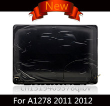 100% Genuine New For MacBook Pro 13″ A1278 Complete LCD LED Screen Assembly 2011 2012 MD101 MD102 661-6594