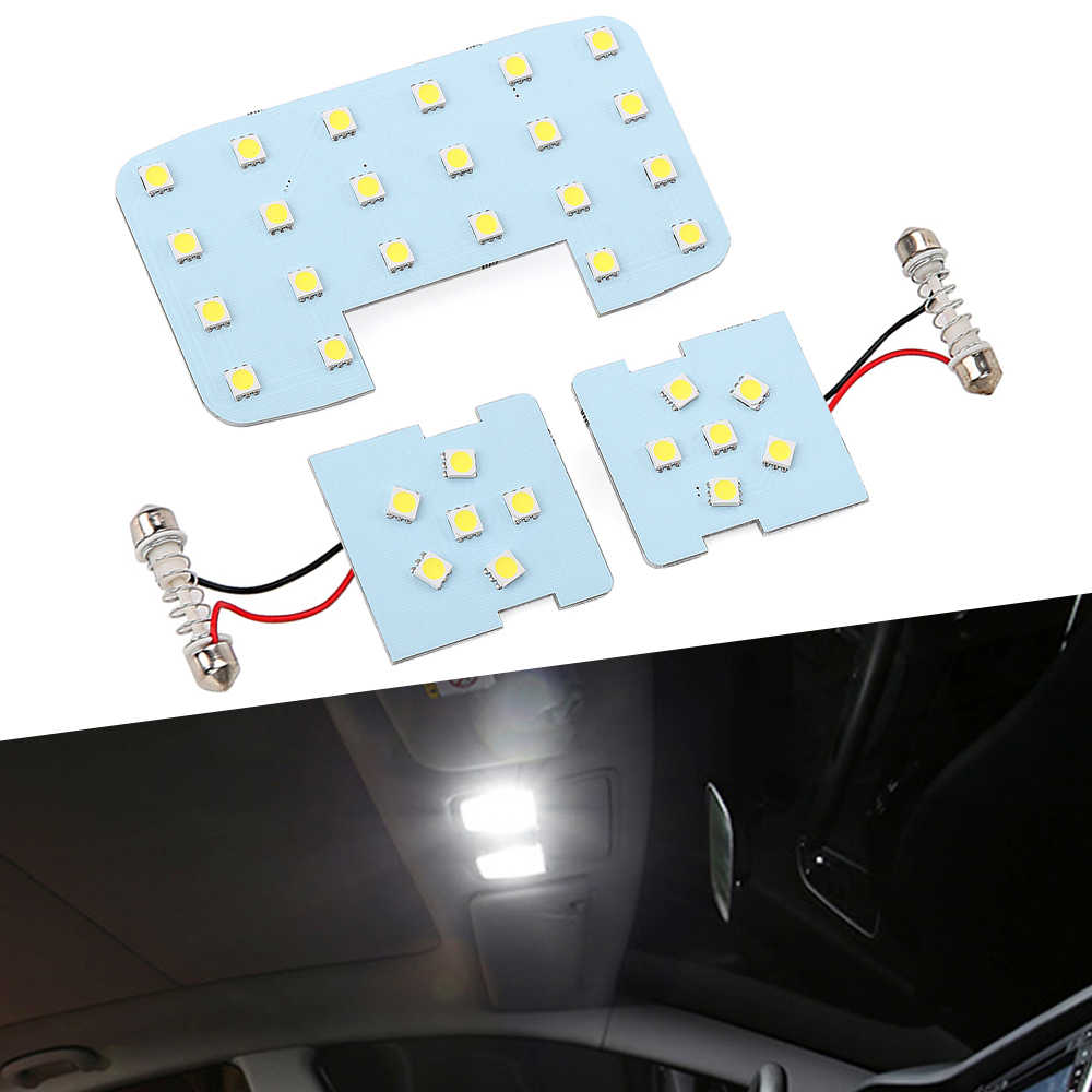 car super bright led interior dome map reading light lamp interior light for kia rio k2 2006. Black Bedroom Furniture Sets. Home Design Ideas