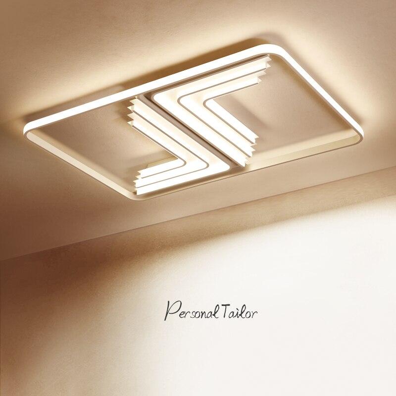 LICAN Modern Ceiling Light LED Lamp for living room Bedroom lampe plafond avize lustre Modern LED Ceiling Lamp for home все цены