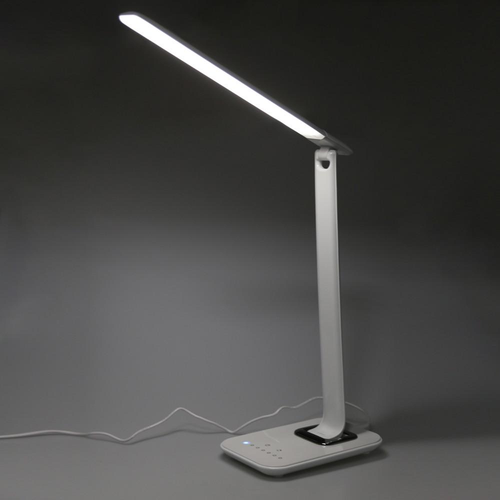 15w 72pcs 2835 Led Desk Lamp Foldable Dimmable Rotatable