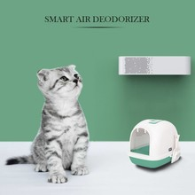 Air Purification Smart Pet Deodorizer Accessories Indoor Odor Remover For Cat Litter And Dog Urine 8in1 cat stain and odor exterminator nm jfc s