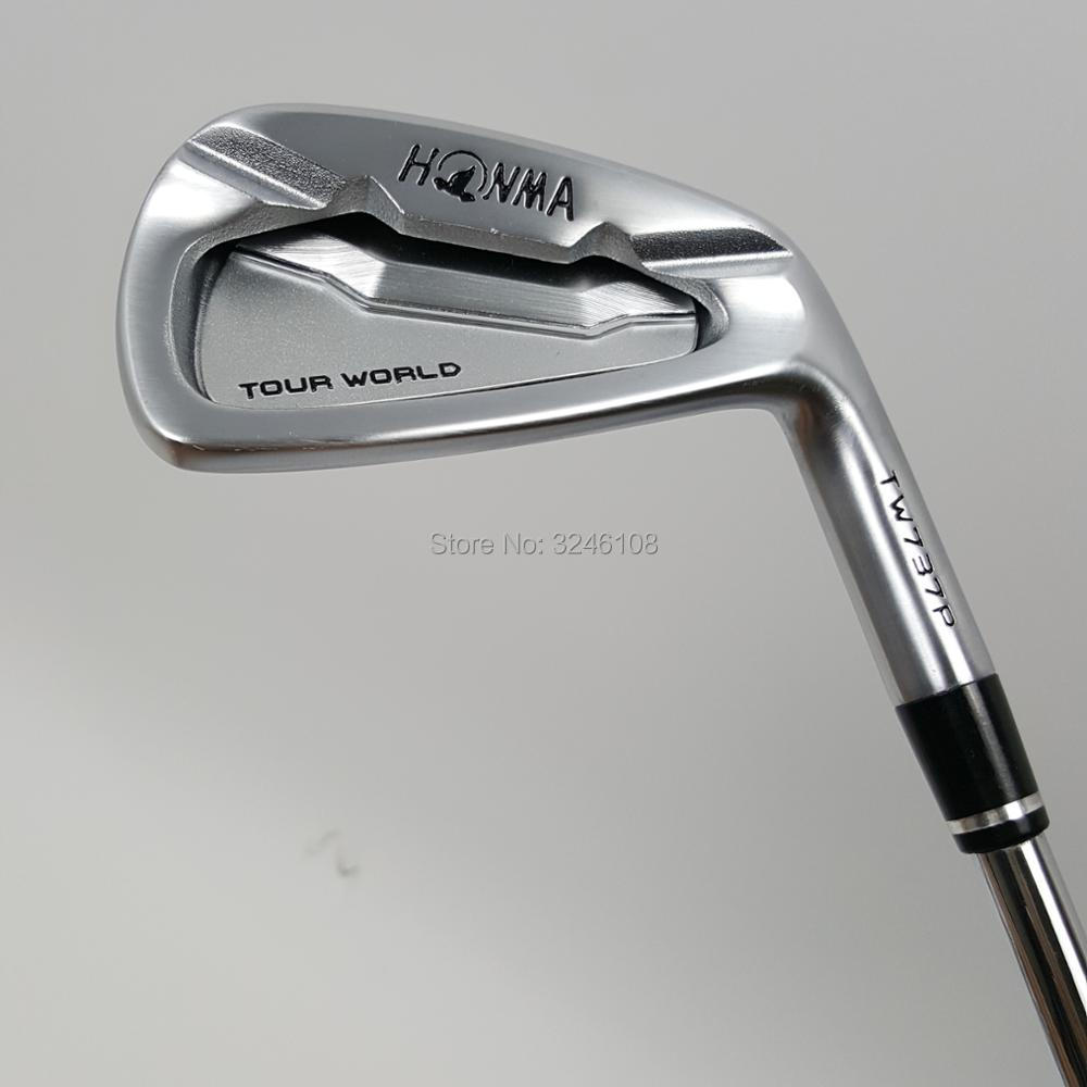 Golf clubs de golf de fer HONMA World Tour TW737p fer groupe 4-10 w (10 PCS)
