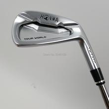 Новые железные наборы для гольфа HONMA Tour World TW737p 3 11 S (10 шт.) с накладкой на голову, бесплатная доставка
