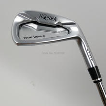 New Golf Irons HONMA Tour World TW737p Forging Process Iron Sets 3 11 S (10 Pcs)With Head Cover Free Shipping