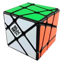 YJ YongJun MoYu Crazy Fisher Magic Cube 57mm Speed Puzzle Cubes Educational Twist Toy Special Toys