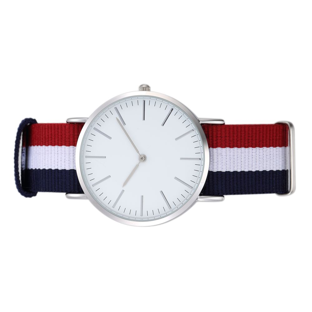 Minimal Design Watches Lovers' Japan Quartz Time Thin Case brown strap thin case branded design watches no name japan quartz machine