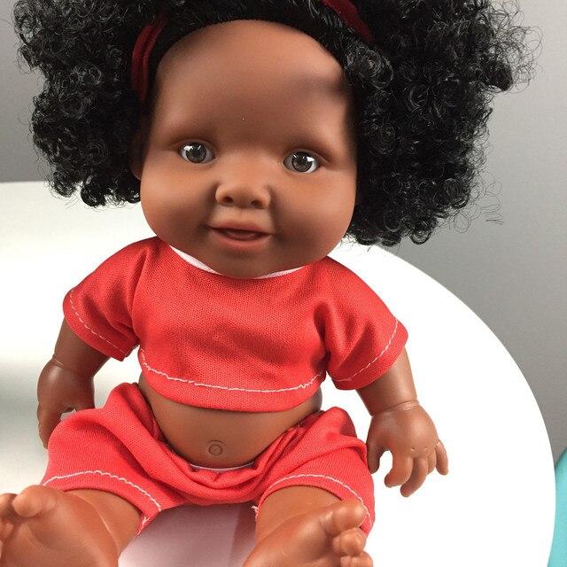 Lol Boneca Surpresa Para As Meninas Boneca de Brinquedo de Plástico Para Crianças Bebe Corpo De Silicone Bebê Reborn Menina Africano Bonecas Brinquedos k418