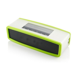 Image 2 - Colorful Portable Silicone Case For Bose SoundLink Mini 1 2 Sound Link I II Bluetooth Speaker Protector Cover Skin Box Speakers