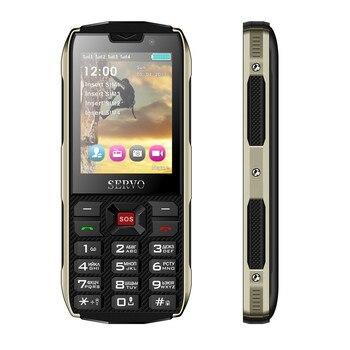 SERVO H8 Mobile Phone 2.8inch 4 SIM card 4 standby Bluetooth Flashlight GPRS 3000mAh Power Bank Phone Russian Language keyboard 5