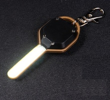 Mini COB LED Key Chain Flashlight Pocket Emergency Camping lanterna  Portable Torch Light цена
