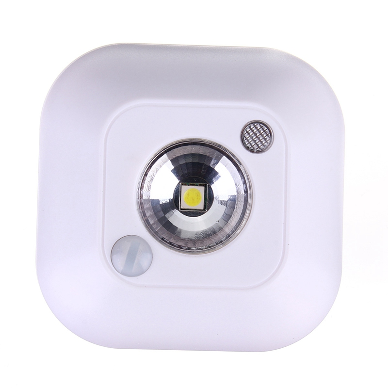 Mini Wireless Dual Induction Pir Infrared Motion Sensor
