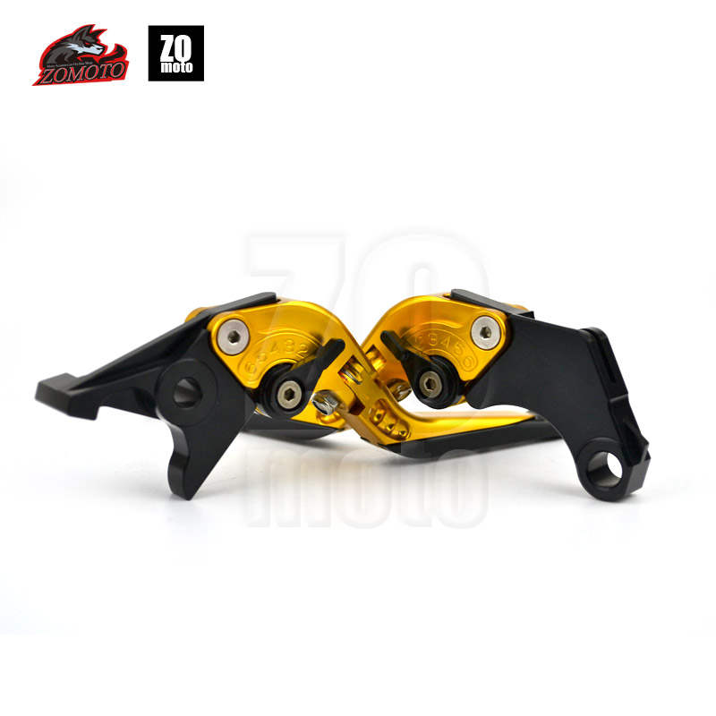 Motorcycle Folding Scalable CNC  Brakes Clutch Levers FOR MOTOGUZZI Corsaro1200 Avio 08-09 billet short folding brake clutch levers for moto morini 1200 scrambler 9 1 2 corsaro 1200 veloce1 avio 2005 06 07 08 09 10 11