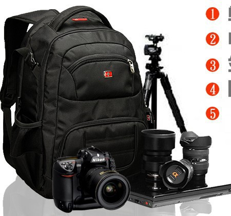 Swiss Camera Backpack - Top Reviewed Backpacks